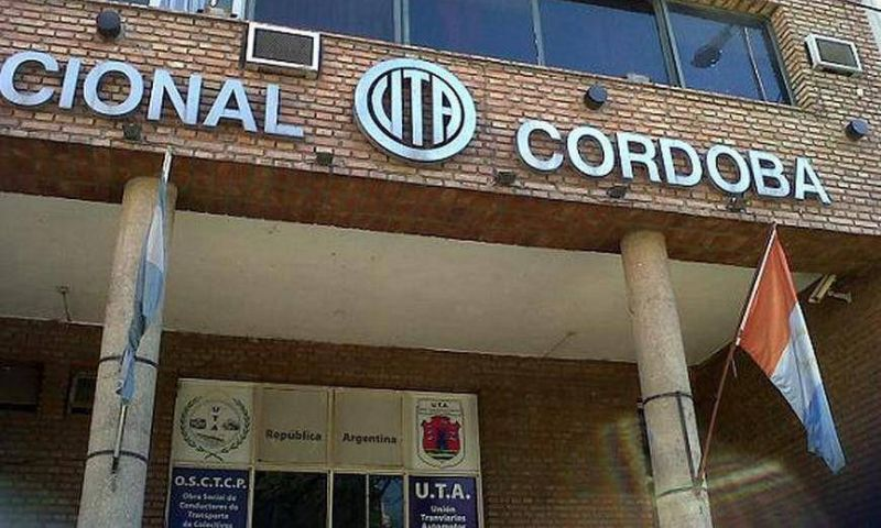 UTA nacional suspendió a delegados cordobeses