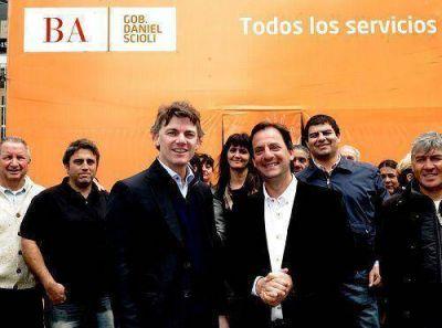 Abren en Escobar una oficina del Grupo Provincia que beneficiará a 50 mil trabajadores