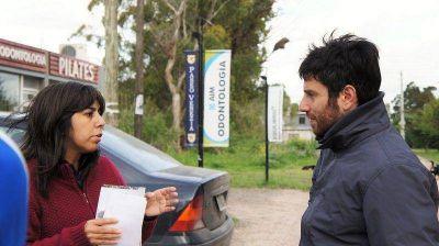 """Amoretti: """"La municipalidad no ordenar de manera inclusiva el crecimiento de los barrios"""""""