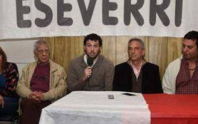 Olavarría: Radicales respaldaron la candidatura de Eseverri
