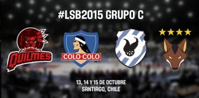 Liga Sudamericana (Grupo C - Jornada 1)