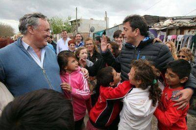 """Massa: """"San Miguel es modelo en Primera Infancia porque sigue bajando la mortalidad infantil"""