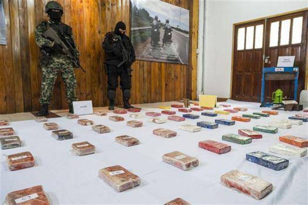 Cayó en Rosario una banda que controlaba toda la logística narco