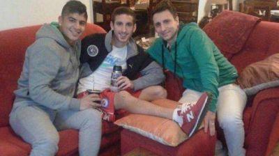 De Lionel Messi, con mucho afecto: Ezequiel Ham recibió un regalo particular mientras se recupera