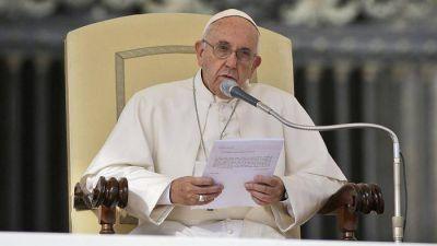 Papa Francisco: pido perdón por los escándalos en Roma y en el Vaticano