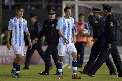 Argentina sigue con la sequía: empató con Paraguay en Asunción