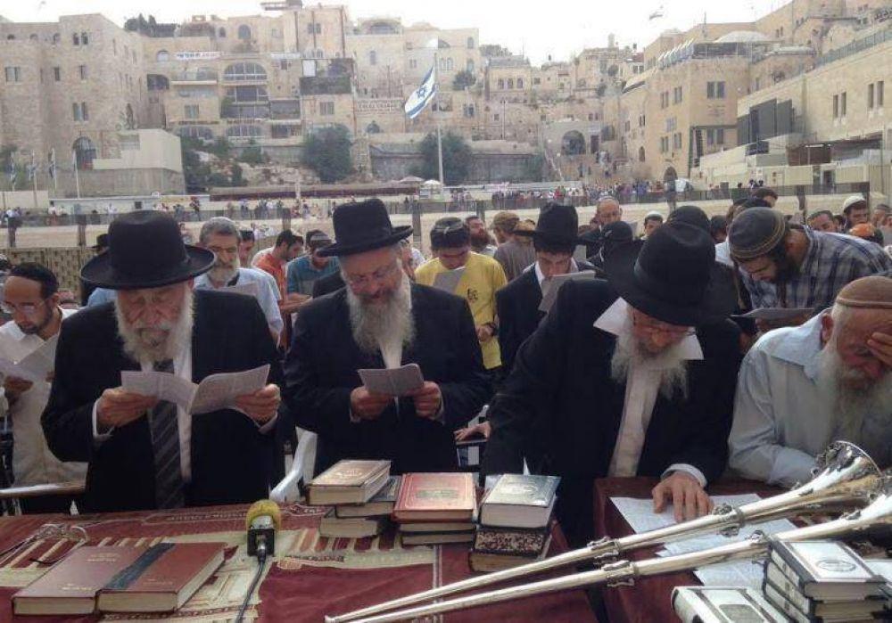 """Gran Rabino de Tzfat: """"Si nuestros enemigos continúan atacándonos, significa que no hacemos lo necesario"""""""