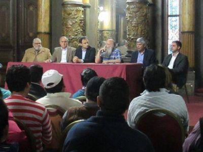 Bruera y Pérsico firmaron un acuerdo para promover la agricultura familiar de la región