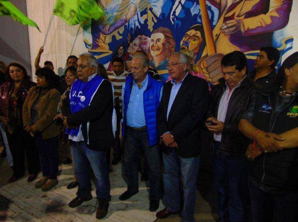 Activa mesa sindical del FPV