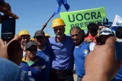 Con quién juegan los sindicatos en Chubut