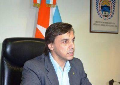 Araque destacó el diálogo y el trabajo en conjunto