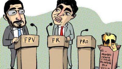 El PRO esquivó el debate de proyectos en Morón