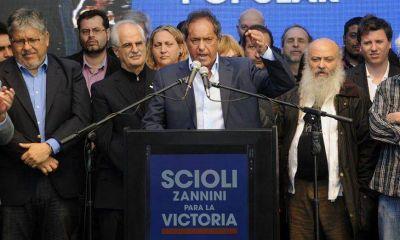 Scioli encabeza en Embalse un �encuentro de peronistas� y prometen sorpresas