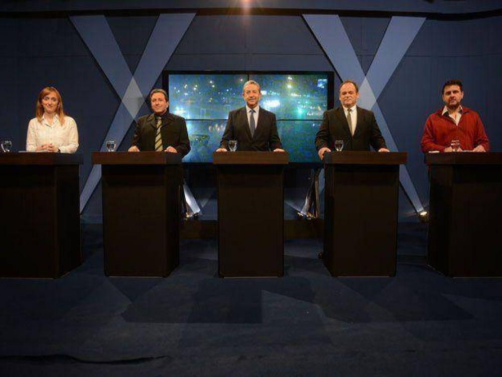 La futura relación de Mendoza con la Nación fue el eje del debate de los candidatos al Senado, por El Siete