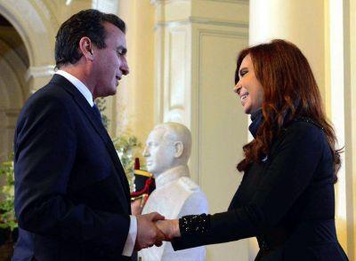 Cristina sólo le autoriza a Pérez $ 2.300 millones