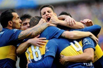Boca podría ser campeón al final del domingo: jugará contra Racing a las 21.30