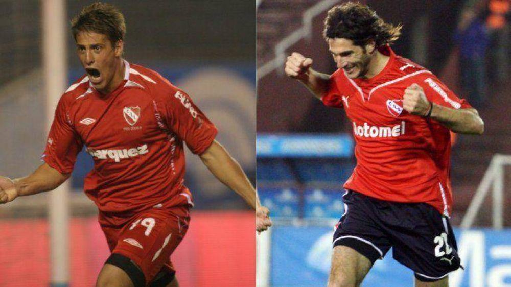 ¿Dream team? Desde Independiente confirmaron que harán gestiones por Germán Denis e Ignacio Piatti