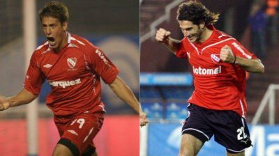 ¿Dream team? Desde Independiente confirmaron que harán gestiones por Germán Denis e Ignacio Piatti