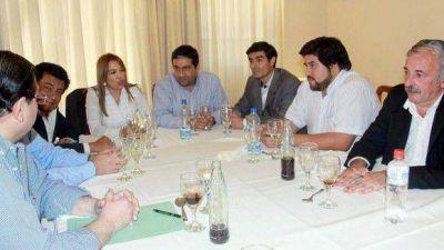 Reunión de concejales electos del