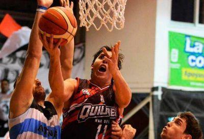 Quilmes se mantiene con vida en la Liga Sudamericana