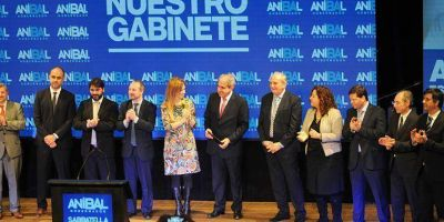 Aníbal prometió un parque industrial en cada municipio