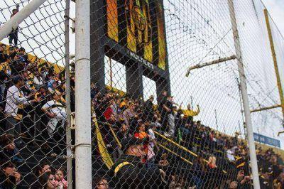Habr� visitantes en el partido entre Olimpo y San Lorenzo