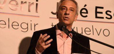 Eseverri y un mega acto en Racing para detallar su plan de gobierno 2015 – 2019