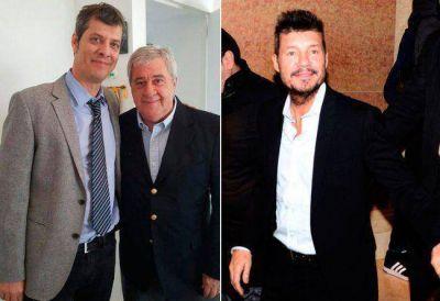 Pergolini-Tinelli: lo que la TV separó, Boca lo unió