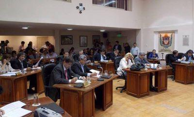 Intrincada sesi�n en el Concejo por un proyecto que data de 2013