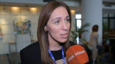 María Eugenia Vidal: