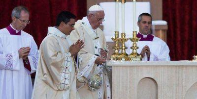 El Papa canonizará a los padres de Santa Teresita de Lisieux