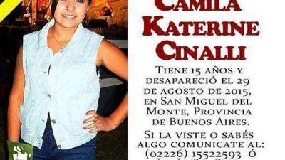 Desesperada búsqueda de un chica de 15 años