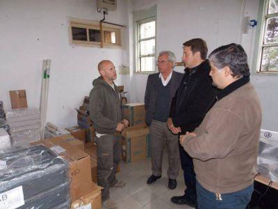 Tornquist contará con un Centro Nacional de Educación Tecnológica Municipales