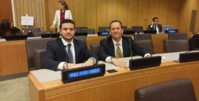 Jóvenes diplomáticos del CJL participaron de la 70º asamblea general de la ONU