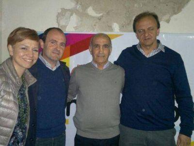 Con el apoyo de Salvador, Asnaghi relanzó la campaña del frente Cambiemos de Ensenada