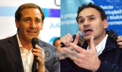 A días de las elecciones, se polariza entre Bruera y Garro el voto en la Ciudad