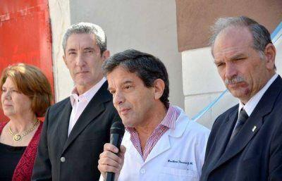 La Provincia inauguro refacciones en el Hospital geriátrico