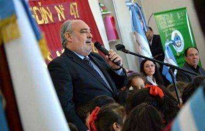 El gobernador inauguró Escuela y Jardín de Infantes en las 550 del barrio Pirayüí