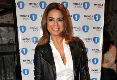 "Marina Calabró: ""Le tengo un temor reverencial a Jorge Rial"""