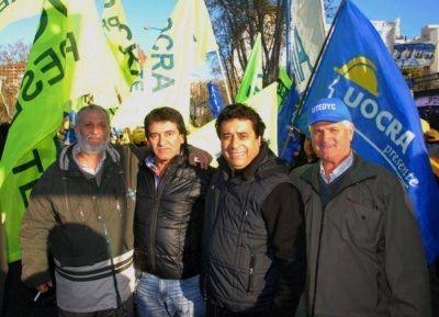 El pueblo peronista marplatense gritó bien fuerte ¡Todos unidos triunfaremos…!