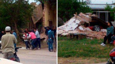 Fuerte temblor en Salta por un sismo de 5,9°: un muerto y varios heridos