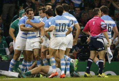 Los Pumas le ganaron a Irlanda y volvieron a hacer historia