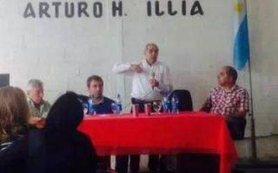 El candidato a vice de Vidal en José C. Paz y Malvinas Argentinas