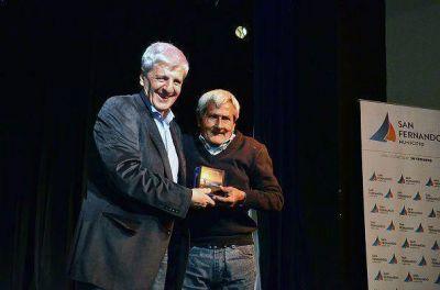 Luis Andreotti rindió homenaje a trabajadores municipales jubilados