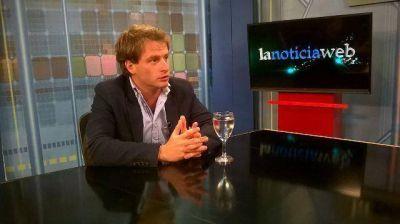 """Alex Campbell: """"Molle y Andreotti son lo mismo, la vieja política que los vecinos ya no quieren"""""""