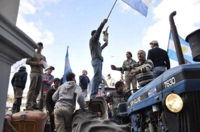 El campo critic� al Gobierno por no facilitar el acceso a cr�ditos a productores desfinanciados