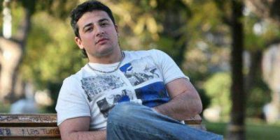 Corcho, el ex Chiquititas, sufrió un grave accidente que le afectó la visión