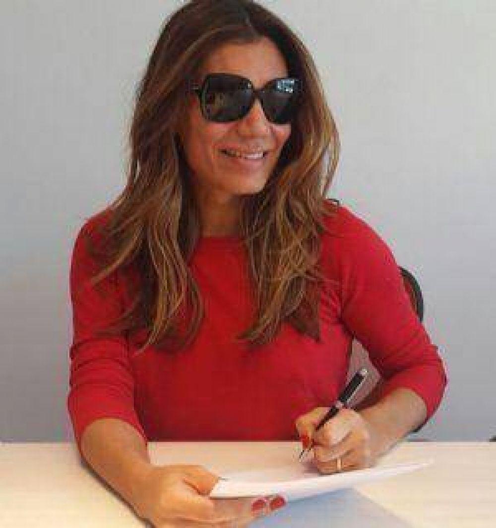 Flor de la V encabezará una comedia en el verano de Carlos Paz