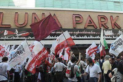 UCR – MDP: de locomotora de la democracia a furgón de cola del partido militar