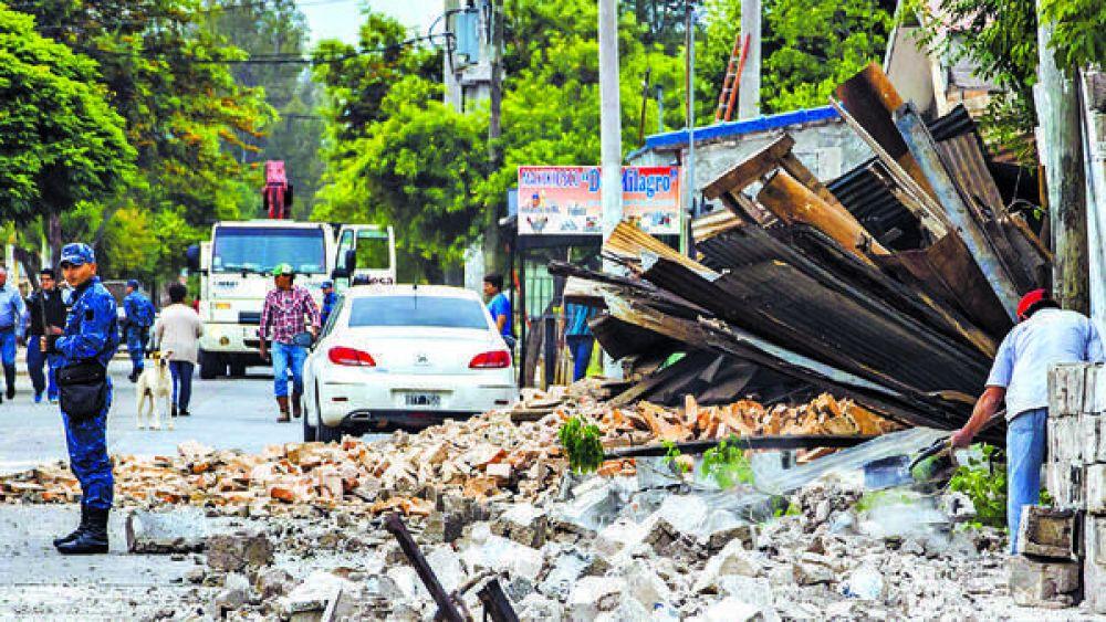 Terremoto en Salta: todo un pueblo vive en vilo por temor a la llegada de otro sismo